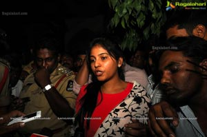 Anjali at West Zone DCP Office