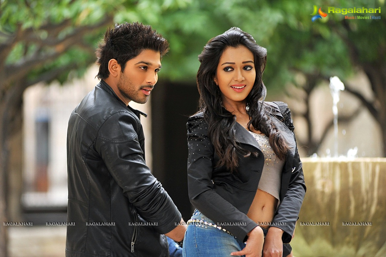 Iddarammayilatho Movie Stills