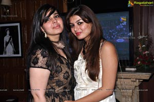 Prerna Bahirwani Birthday Party
