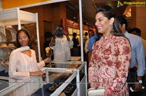 Upasana Kamineni inaugurates Jewellery Expo