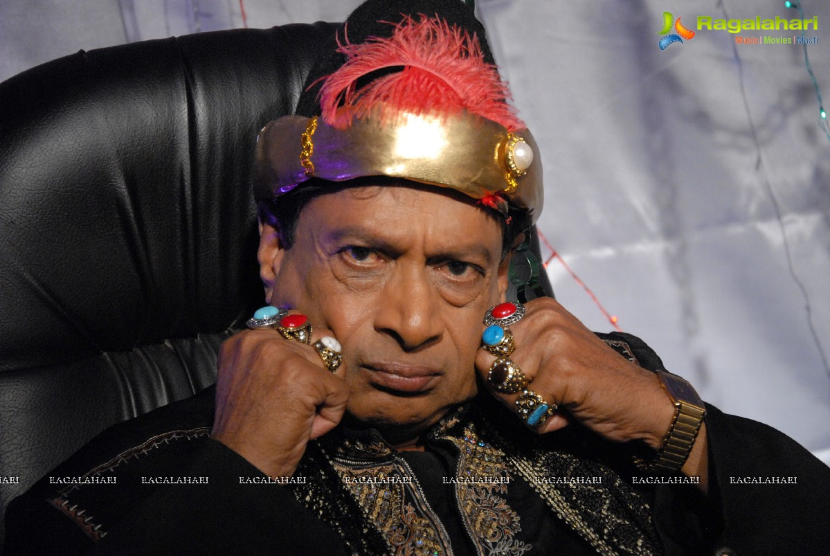 MS Narayana as Nawab Basha