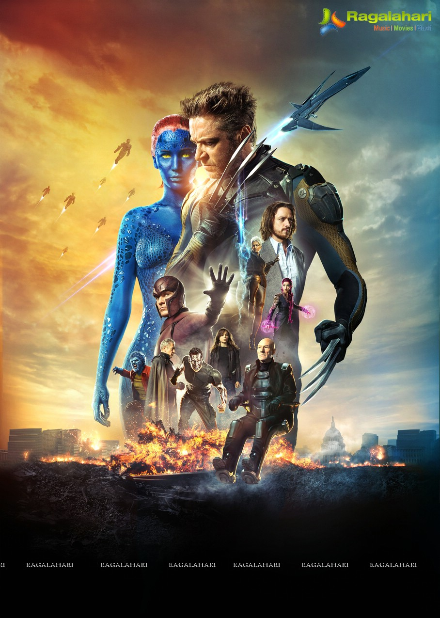 X-Men: Days of Future Past in Telugu