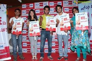92.7 BIG FM Election Campaign