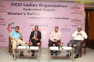 Blue Print on Women's Safety