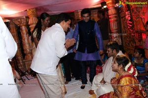 Sree Ramachandra Sister Wedding