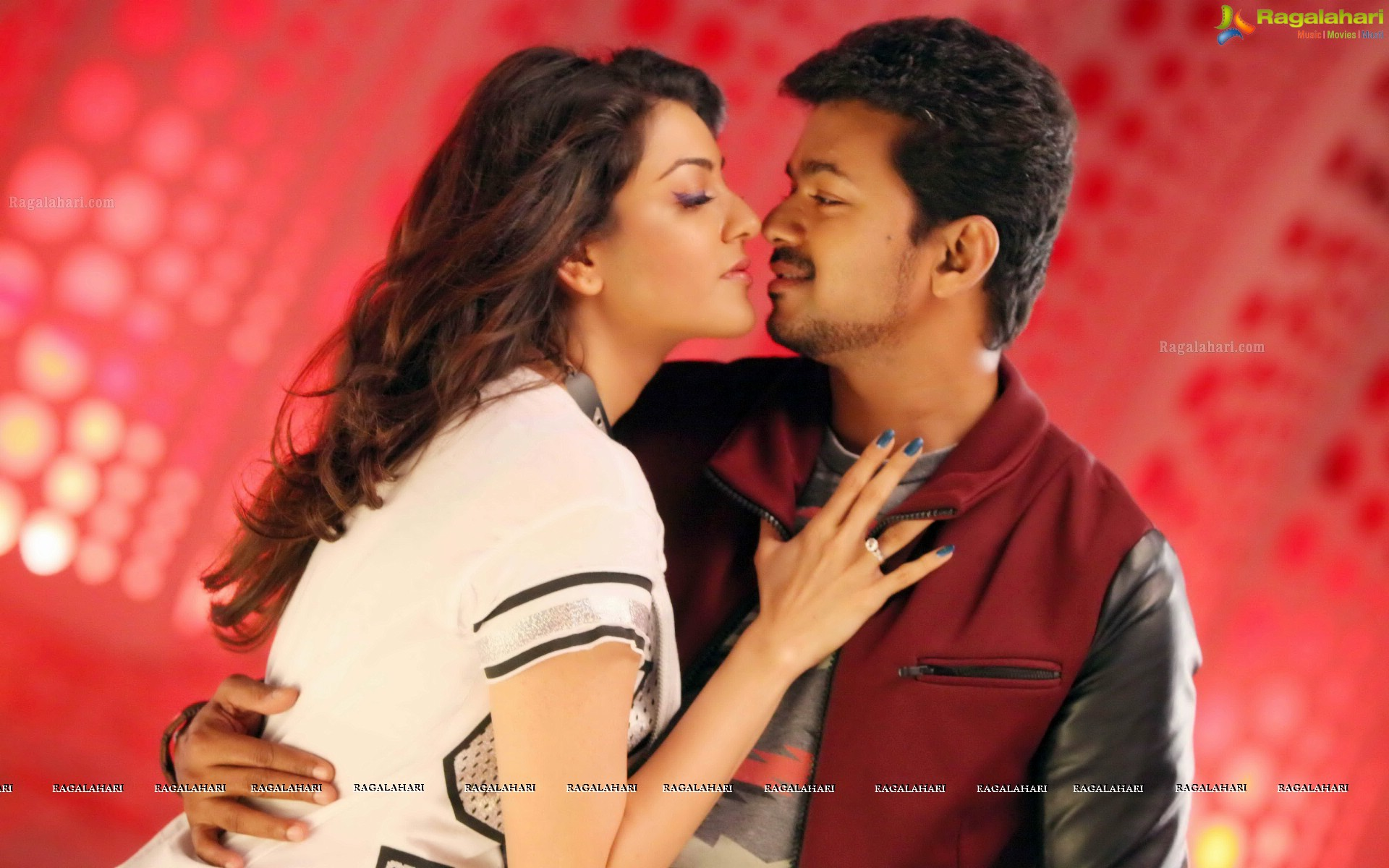 Jilla high definition movie stills ilayathalapathy vijay kajal jilla high definition thecheapjerseys Images