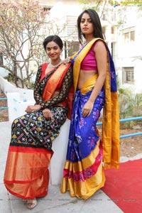 Traditional Silk Handloom