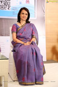 E-Health ID Card launch by Amala Akkineni
