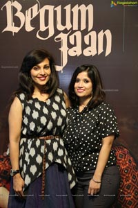 Asha Shaini Kulture Showroom Visit