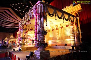 Hanisha Chalavadi Wedding