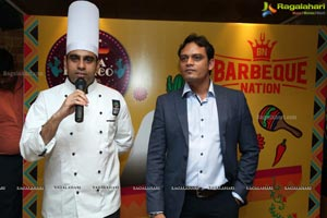Barbeque Nation presents Hola Mexico