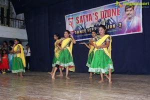Satya's Dzone Dance Fest-2