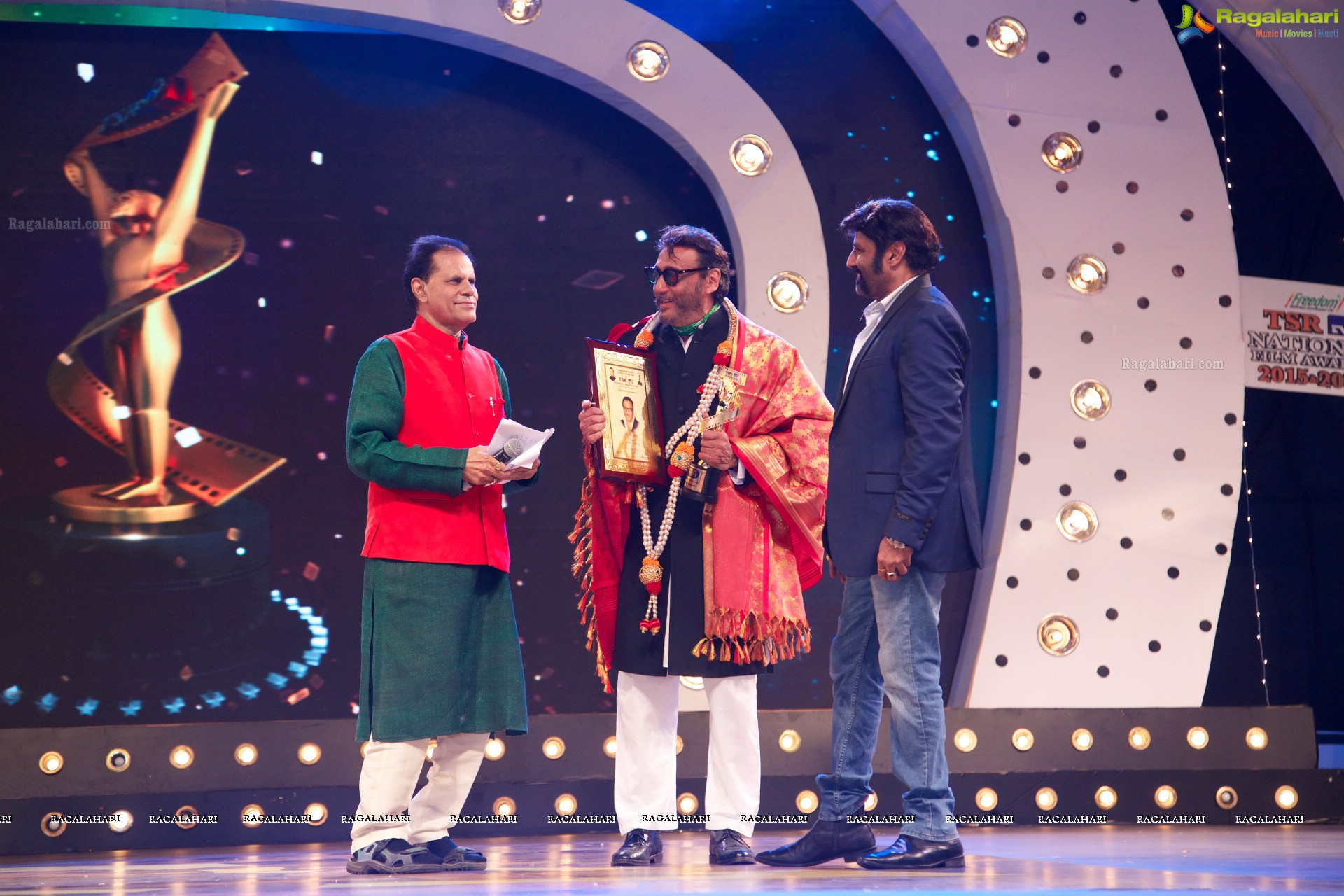Exclusive Photos - TSR TV9 National Film Awards 2015 and