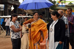 Baahubali 2 Working Stills