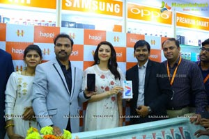 Happi Mobiles Store Launch by Kajal