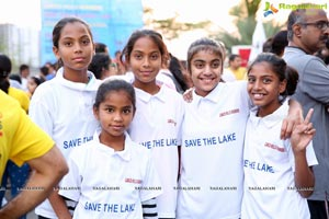 Lanco Run Save the Yellamma Lake