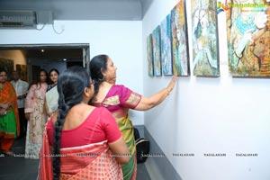 Aalankritha Art Gallery'sA Painting Exhibition