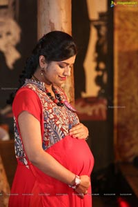 Pregnant Women Fashion Show