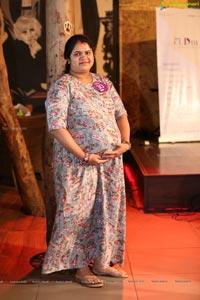 Pregnant Women Fashion Show
