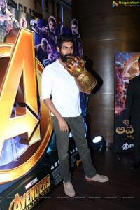 Avengers: Infinity War Rana Daggubati