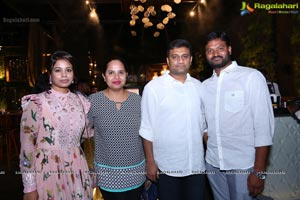 Sucharitha Reddy-Anil 10th Wedding Anniversary Celebrations