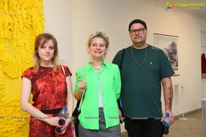 Young Swedish Design Exhibition Inauguration