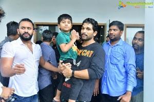 Allu Arjun Birthday Celebrations 2019
