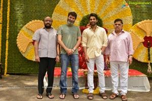 Allu Arjun - Trvikram's Film Muhurat