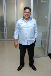 Allu Arjun Unveils Navdeep's C-Space