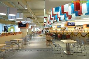 Apple Restaurants Opens Hyderabad's Largest Food Court