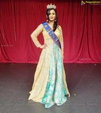 Jo Sharma Won the Miss USA International Beauty Contest