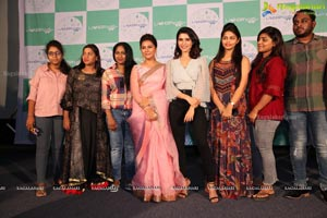 Laundry Kart App Launch By Samantha Akkineni