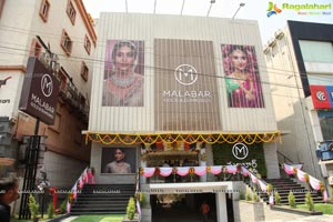 Malabar Gold & Diamonds Grand Relaunch at AS Rao Nagar