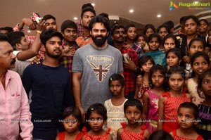 Avengers Special Screening for Orphan Kids
