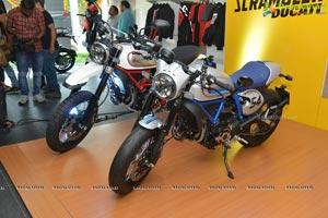 Ducati Scrambler Range Models 2019 Cover Off By Venky & Chay