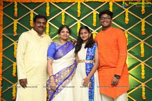 Ugadi Celebrations by VBN