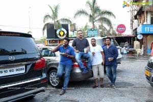 Youngsters Food at Kabara Drive-In