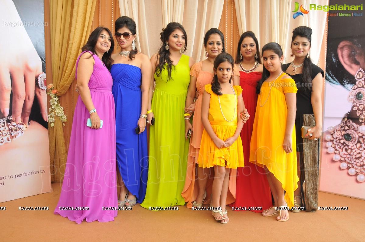 Diyaash st anniversary celebrations jewellery exhibition