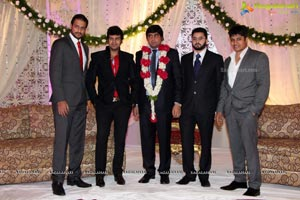 Saffan Baig-Husna Fatima Wedding Reception