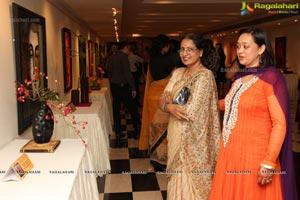 Sama-Sam-Buddha Anisha Tandon Art Exhibition