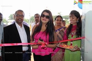 Tashu Kaushik Launches Optorium Hyderabad