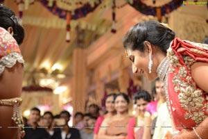 Balakrishna Second Daughter Tejaswini Marriage Photos