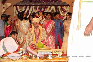 Balakrishna Daughter Tejaswini Marriage Photos