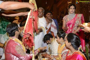 MVVS Murthy's Grand Son Sri Bharat Photos