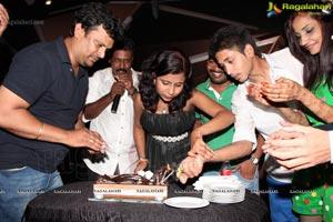 Vidya Birthday party @ Aqua