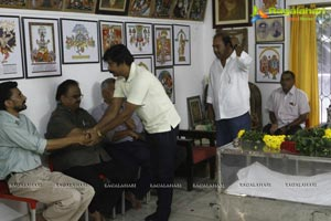 Bapu Dead Body in Chennai