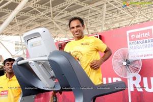 Airtel Marathon Expo
