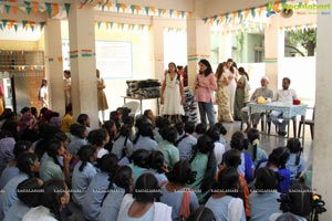 School Bags Distribution