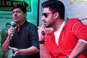 Abhishek Bachchan's All Is Well Movie Promotions