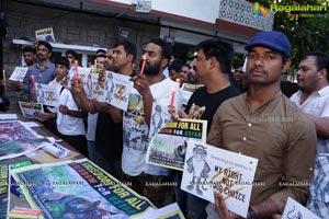Bring Back Ustad Peace Rally